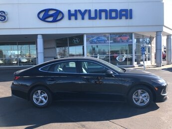 2021 Phantom Black Hyundai Sonata SE Car 2.5L I4 Engine FWD 4 Door Automatic