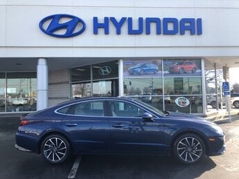 2021 Hyundai Sonata Limited Automatic 4 Door Car