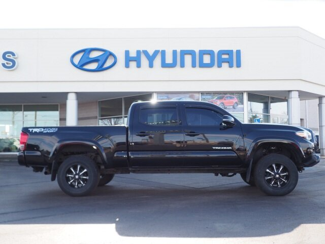 2016 Toyota Tacoma TRD Sport Automatic V6 Engine 4 Door