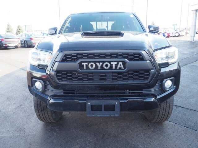 2016 Toyota Tacoma TRD Sport Automatic 4X4 V6 Engine 4 Door
