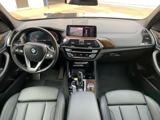 2020 BMW X3 xDrive30i 4 Door AWD 2.0 L 4-Cylinder Engine SUV Automatic