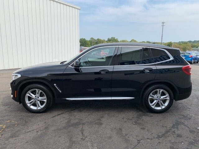 2020 BMW X3 xDrive30i Automatic 2.0 L 4-Cylinder Engine SUV