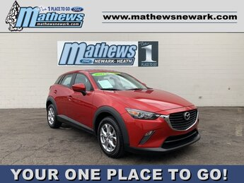 2017 Mazda CX-3 Sport Automatic 2.0 L 4-Cylinder Engine SUV AWD 4 Door