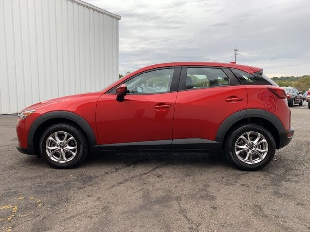 2017 Mazda CX-3 Sport AWD SUV 2.0 L 4-Cylinder Engine 4 Door Automatic