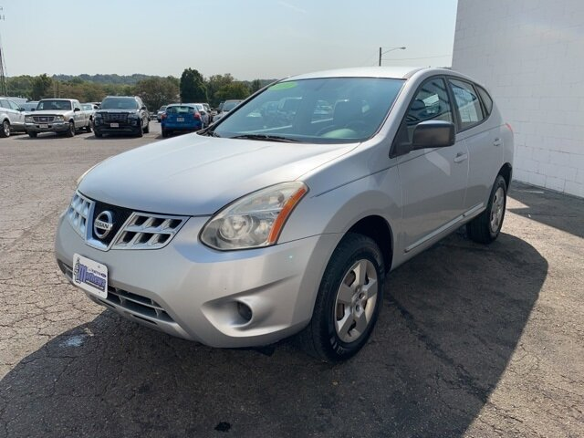 2011 Nissan Rogue S AWD 2.5L 4-Cylinder Engine 4 Door SUV