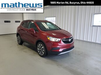 2021 Buick Encore Preferred FWD 1.4L 4-Cyl Engine 4 Door