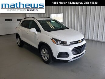 2020 Chevrolet Trax LT Automatic FWD 1.4L 4-Cyl Engine