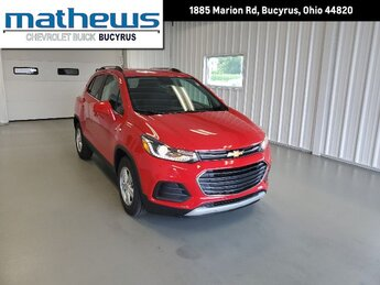 2020 Red Hot Chevrolet Trax LT 1.4L 4-Cyl Engine SUV Automatic FWD 4 Door