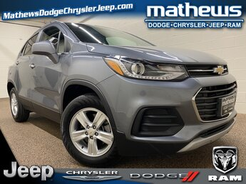 2019 Chevrolet Trax LT Automatic 4 Door SUV AWD