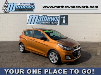 2020 Chevrolet Spark LS Hatchback 4 Door 1.4L 4-Cylinder Engine