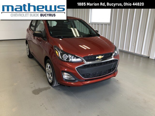 2021 Cayenne Orange Chevrolet Spark LS Automatic 4 Door 1.4L DOHC 4-Cyl MFI Engine