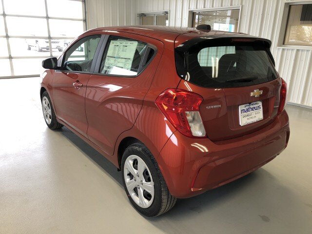 2021 Chevrolet Spark LS Automatic Hatchback FWD 4 Door