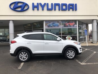 2021 Hyundai Tucson Value SUV Automatic I4 Engine FWD