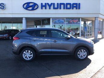 2021 Magnetic Force Hyundai Tucson Value Automatic 4 Door FWD I4 Engine