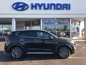2021 Hyundai Tucson Limited 4 Door Automatic SUV FWD