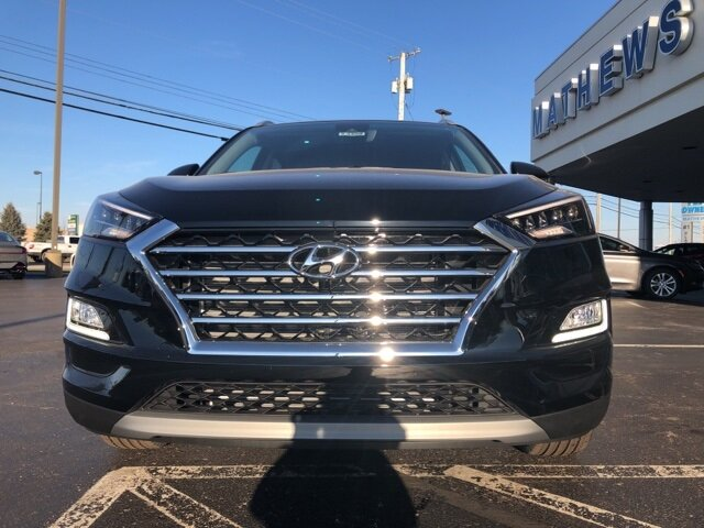2021 Hyundai Tucson Limited 4 Door FWD Automatic
