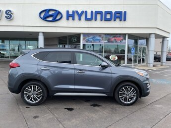 2021 Magnetic Force Hyundai Tucson Ultimate 2.4L I4 DGI DOHC 16V Engine 4 Door Automatic