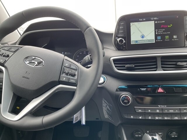 2021 Magnetic Force Hyundai Tucson Ultimate SUV 2.4L I4 DGI DOHC 16V Engine FWD 4 Door Automatic