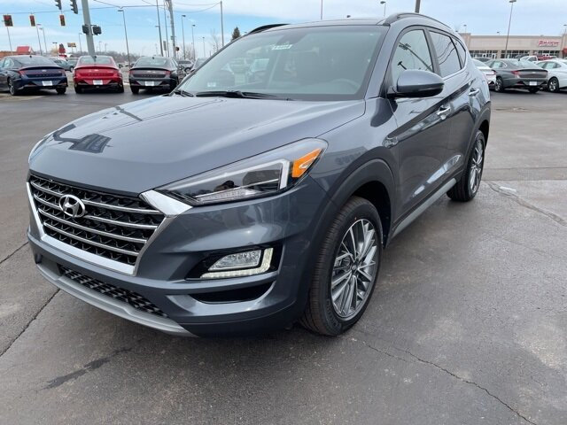 2021 Magnetic Force Hyundai Tucson Ultimate 2.4L I4 DGI DOHC 16V Engine SUV Automatic
