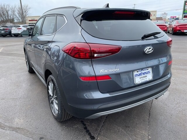2021 Hyundai Tucson Ultimate SUV FWD 4 Door