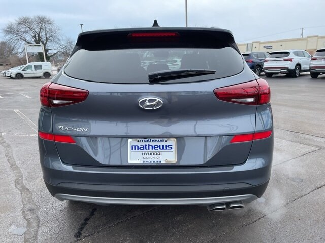 2021 Magnetic Force Hyundai Tucson Ultimate 4 Door Automatic 2.4L I4 DGI DOHC 16V Engine