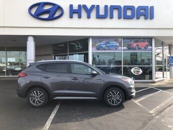 2021 Magnetic Force Hyundai Tucson SEL Automatic 2.4L I4 DGI DOHC 16V Engine 4 Door SUV