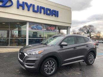 2021 Magnetic Force Hyundai Tucson SEL 2.4L I4 DGI DOHC 16V Engine 4 Door AWD SUV Automatic