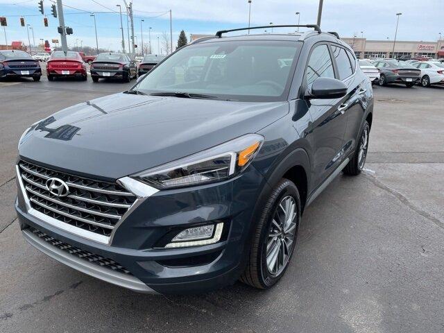 2021 Hyundai Tucson Limited AWD 4 Door Automatic SUV
