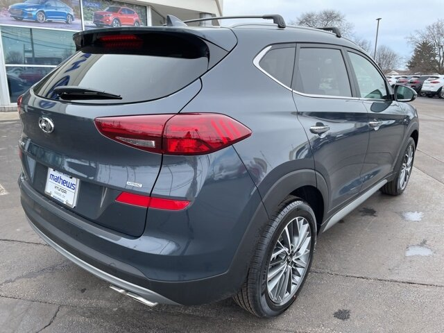 2021 Hyundai Tucson Limited 4 Door AWD Automatic