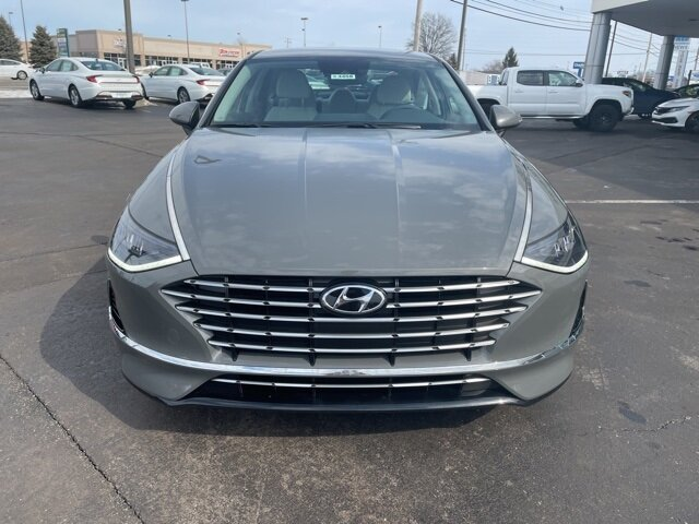2021 Hyundai Sonata Hybrid SEL Car 4 Door Automatic I4 Engine
