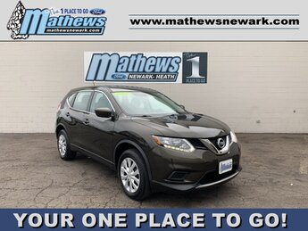 2016 Gray Nissan Rogue AWD 4dr 4 Door SUV AWD 2.5 L 4-Cylinder Engine