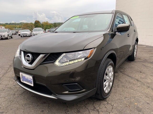 2016 Nissan Rogue AWD 4dr 2.5 L 4-Cylinder Engine AWD Automatic (CVT) 4 Door SUV