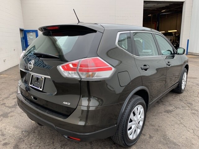 2016 Nissan Rogue AWD 4dr 2.5 L 4-Cylinder Engine SUV Automatic (CVT) 4 Door