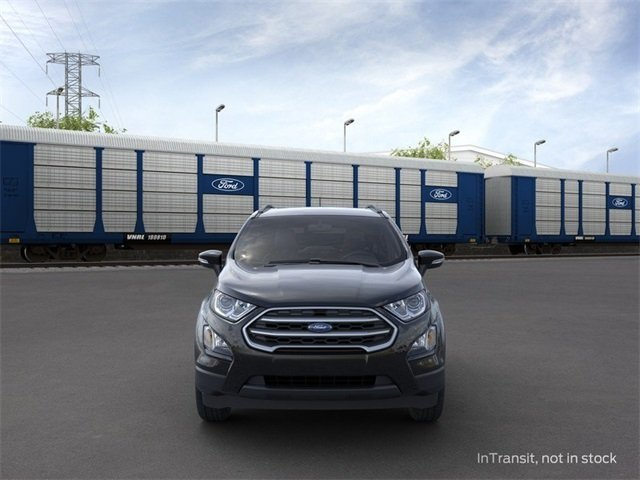 2020 Ford EcoSport SE 1.0 L 3-Cylinder Engine 4 Door FWD Automatic