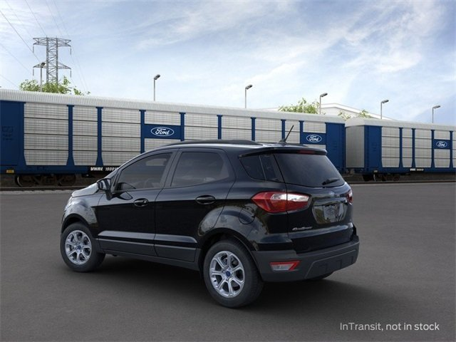 2020 Shadow Black Ford EcoSport SE 1.0 L 3-Cylinder Engine 4 Door FWD