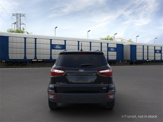 2020 Ford EcoSport SE SUV Automatic 1.0 L 3-Cylinder Engine 4 Door FWD