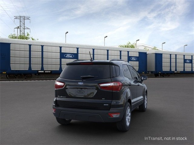 2020 Shadow Black Ford EcoSport SE Automatic 4 Door SUV 1.0 L 3-Cylinder Engine