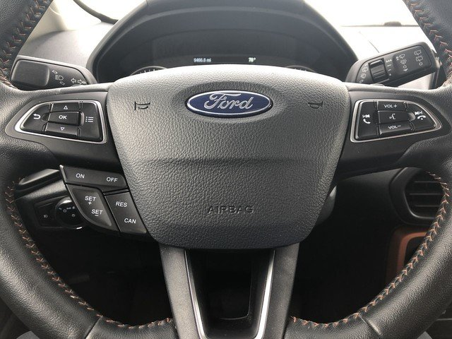 2018 Ford EcoSport SES Automatic 4X4 4 Door