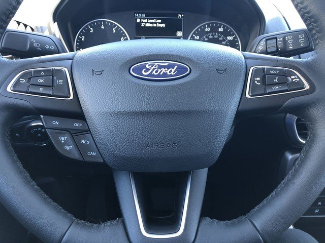 2019 Ford EcoSport SE SUV Automatic 4X4 4 Door 2.0L 4-Cyl Engine