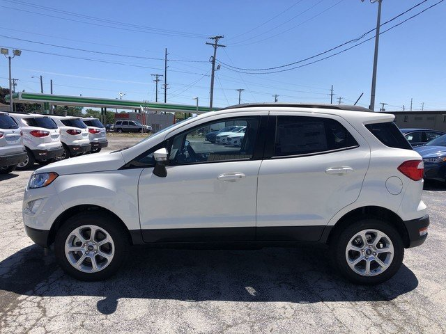 2019 Ford EcoSport SE 4 Door SUV 4X4 2.0L 4-Cyl Engine