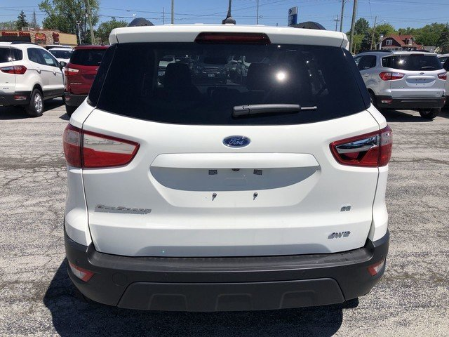 2019 Ford EcoSport SE SUV 4 Door Automatic 4X4 2.0L 4-Cyl Engine