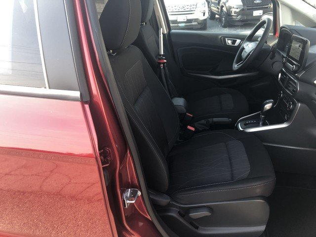 2019 RED Ford EcoSport SE 4X4 SUV 2.0L 4-Cyl Engine 4 Door