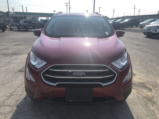 2019 Ford EcoSport SE 2.0L 4-Cyl Engine 4X4 SUV