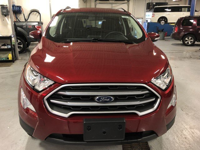 2019 Ford EcoSport SE Automatic SUV 4 Door 4X4 2.0L 4-Cyl Engine