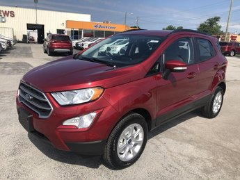 2019 Ford EcoSport SE SUV 2.0L 4-Cyl Engine 4 Door Automatic 4X4