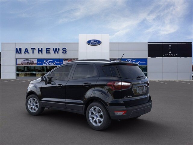 2021 Ford EcoSport SE 4X4 4 Door Automatic