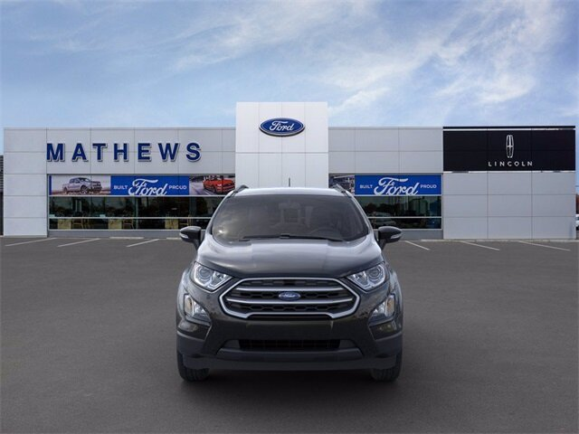 2021 Ford EcoSport SE 4 Door SUV Automatic