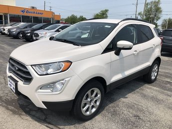 2019 Ford EcoSport SE SUV 4X4 4 Door