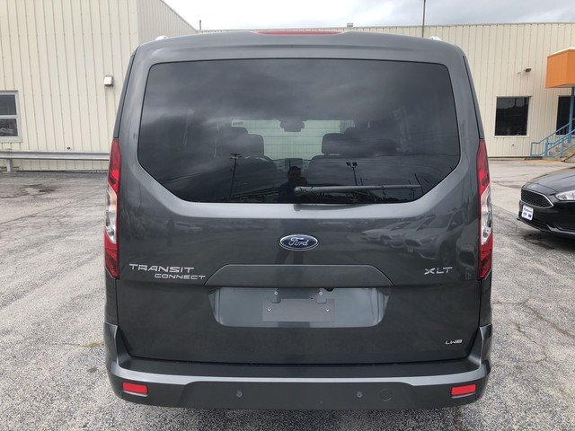 2019 Ford Transit Connect Wagon XLT Automatic 4 Door Van FWD 2.0L 4-Cyl Engine