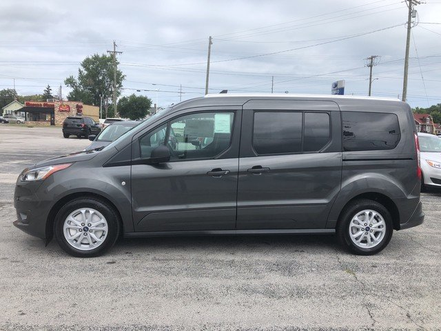 2019 Ford Transit Connect Wagon XLT FWD 4 Door Automatic Van 2.0L 4-Cyl Engine